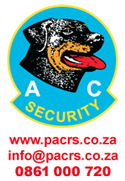 Paarl AC Rottweiler Security www.pacrs.co.za 0861 000 720